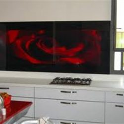 זכוכית למטבח קטלוג